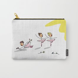 bra·va Carry-All Pouch