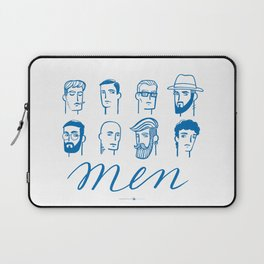 Men (are not all the same) Laptop Sleeve