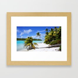 Slice of Heaven Framed Art Print
