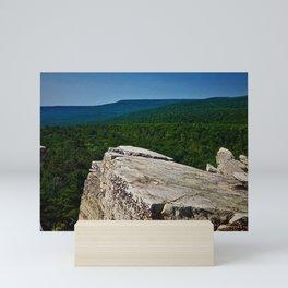 Minnewaska State Park Skyview Mini Art Print