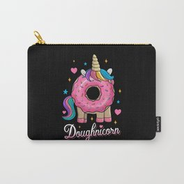 Donut Unicorn Donicorn Sweet Carry-All Pouch