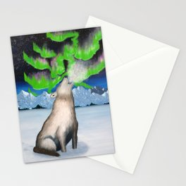 ★ ARCTIC HOWL Stationery Cards