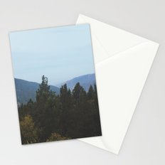 Mountain View Stationery Cards