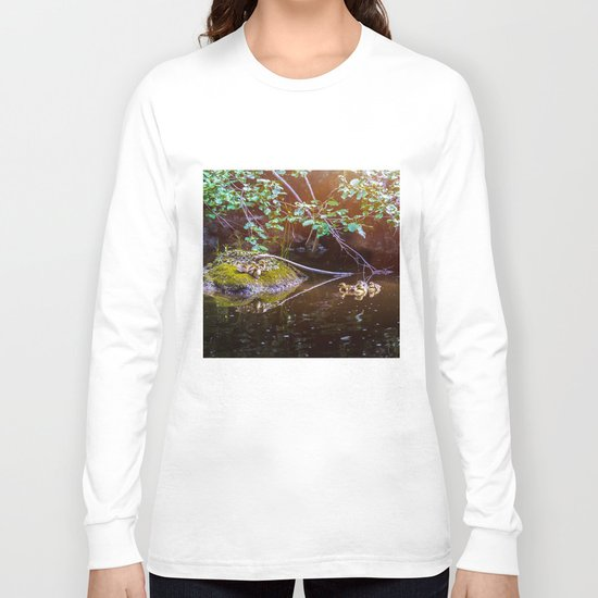 Baby talk Long Sleeve T-shirt