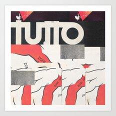 tuttozone Art Print