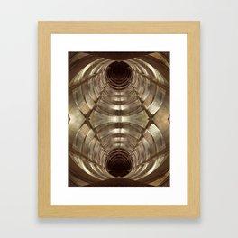 Arithmetik III Framed Art Print