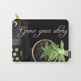 Grow Your Story Carry-All Pouch