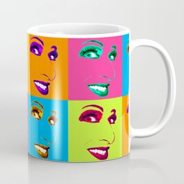 Cherilyn POP 4 Color Coffee Mug