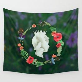 Wyldeflowers Wall Tapestry
