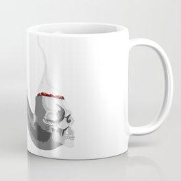 Skull Pipe Coffee Mug