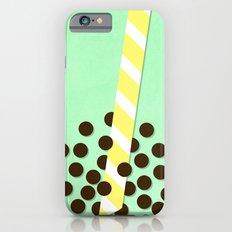Avocado Smoothie w/ Boba iPhone 6 Slim Case