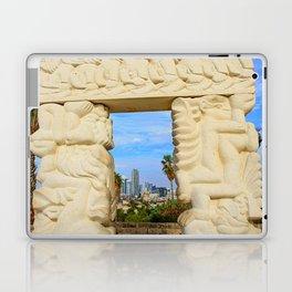 Gate of Faith Laptop & iPad Skin