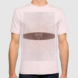 old photo camera T-shirt