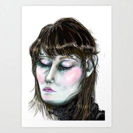 Silus Art Print