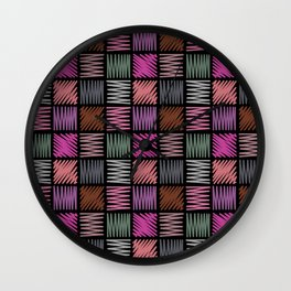 Draw simple 2 Wall Clock