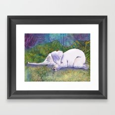 Ernie's Dream Framed Art Print