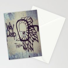 Way Deep Thinker Stationery Cards