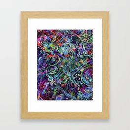 Property of Harvey Cedars Framed Art Print