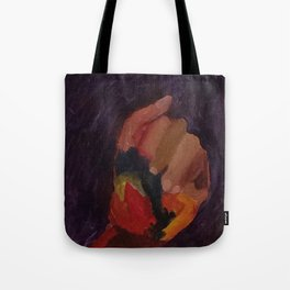 Hand painting Tote Bag
