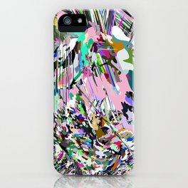 Signature Artwork pt 02 iPhone Case