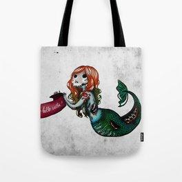 Creature of the sea Tote Bag
