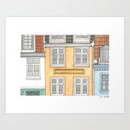 Home#4 Art Print