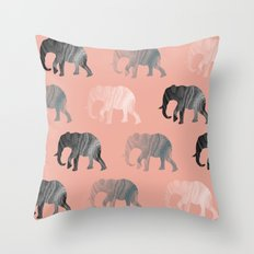 scissoven2 Throw Pillow