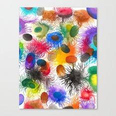 Caos Sincronizado Canvas Print