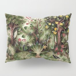 Garden of Curiosities Pillow Sham