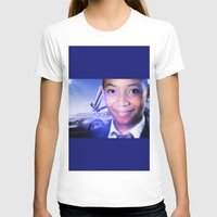 model T-shirts featuring Model by Azeez Olayinka Gloriousclick