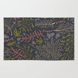 Coral Reef Pattern Rug