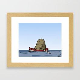Rowtater Framed Art Print