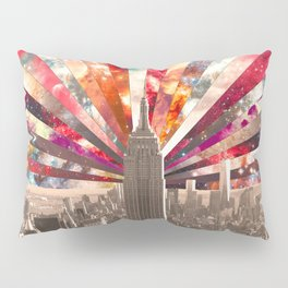 Superstar New York Pillow Sham