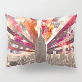 Superstar New York Pillow Sham