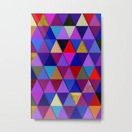 Abstract #276 Metal Print