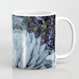 Sophisticated Succulent Garden Coffee Mug