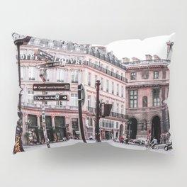 Time in Paris Pillow Sham