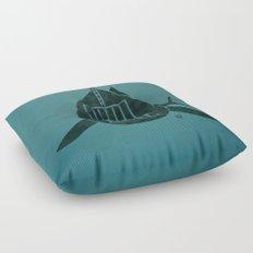 Steven Spielberg's JAWS Floor Pillow