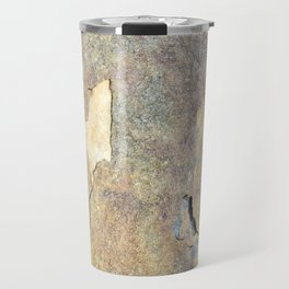 Abstract Stone Travel Mug