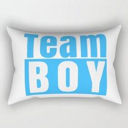 team boy Rectangular Pillow