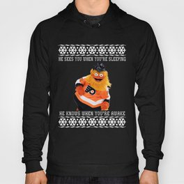 A Very Gritty Christmas Sweater Hoody