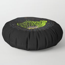 Pineal Experience Floor Pillow