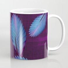 Tillandsia in dark purple Coffee Mug