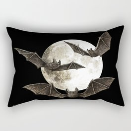 Creatures Of The Night Rectangular Pillow