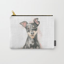 lovely pinscher pincher Carry-All Pouch