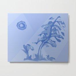 Abstractree Metal Print