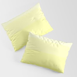 Soft Yellow Hues Palete - Color Therapy Pillow Sham