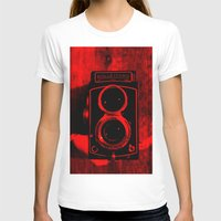 vintage camera T-shirts featuring Camera by short stories gallery