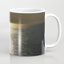 Golden Silence Coffee Mug