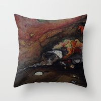 inception Throw Pillows featuring INCEPTION by ....